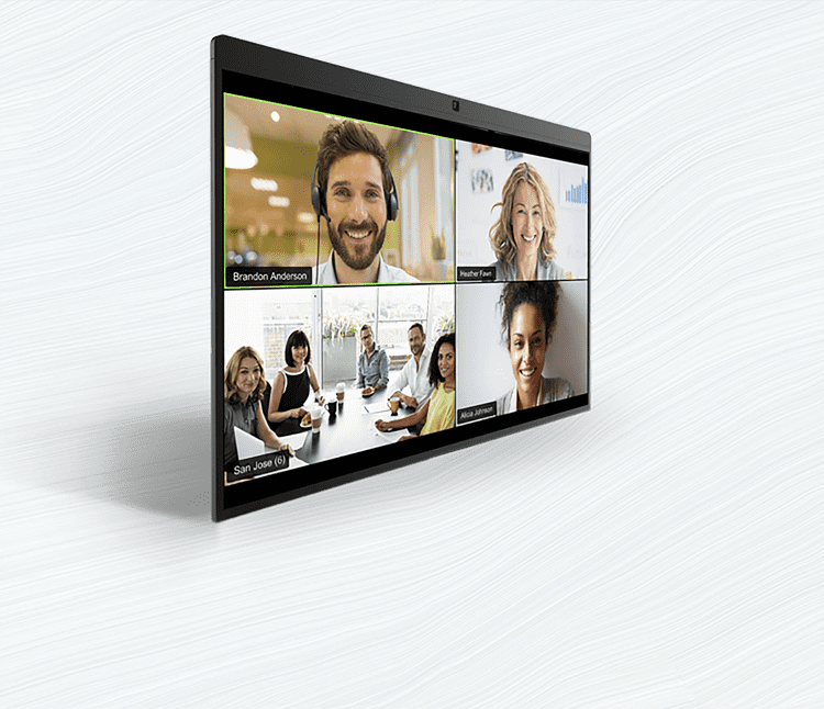 DTEN D7 Interactive Video Whiteboard for Conference Rooms